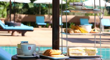 Private Lunch or Afternoon Tea