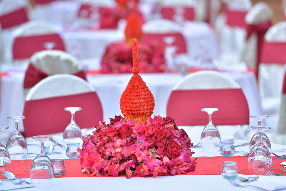 Wedding Packages at Le Méridien Angkor